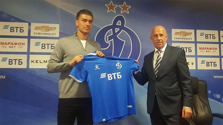Roman Neustadter resmen Dinamo Moskova'da