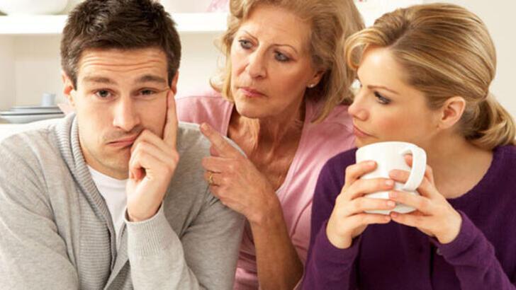 Evliliklerde ailesine sınır koyamayanlar ne yapabilirler?