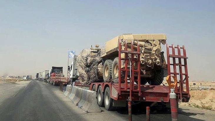 ABD, Fırat'ın doğusuna 70 TIR daha gönderdi!