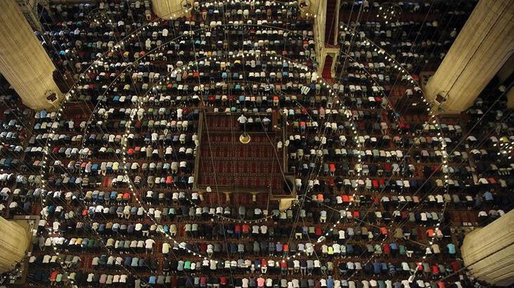 Bayram namazı saat kaçta? (11 Ağustos) İl il Kurban Bayramı namazı vakitleri