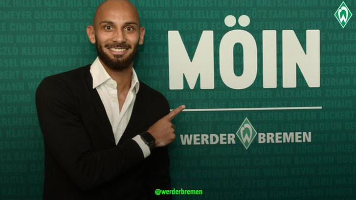 Ömer Toprak, Werder Bremen'e imza attı