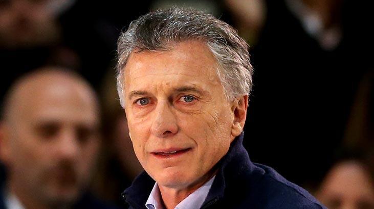 Arjantin Devlet Başkanı Macri'den 'ön seçim' yorumu