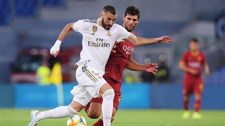 Cengizli Roma, Real Madrid'i penaltılarla yıktı!