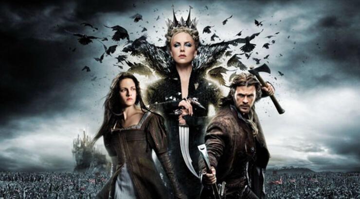 Pamuk Prenses ve Avcı filmi konusu nedir? Pamuk Prenses ve Avcı filmi oyuncuları...