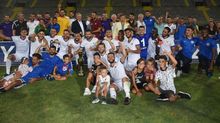 Menemenspor evindeki ilk maçı Atatürk Stadı'nda oynayacak