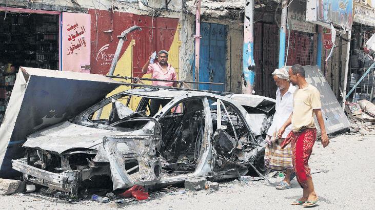 Yemen'de uzlaşı