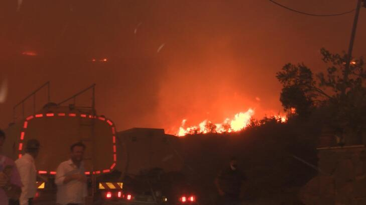 Marmara Adası yangınıyla ilgili son dakika gelişmesi! Gözaltına alındı