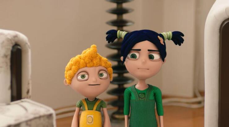 Nane ile Limon Kayıp Zaman Yolcusu filminde Nane ile Limon'u kim seslendiriyor?