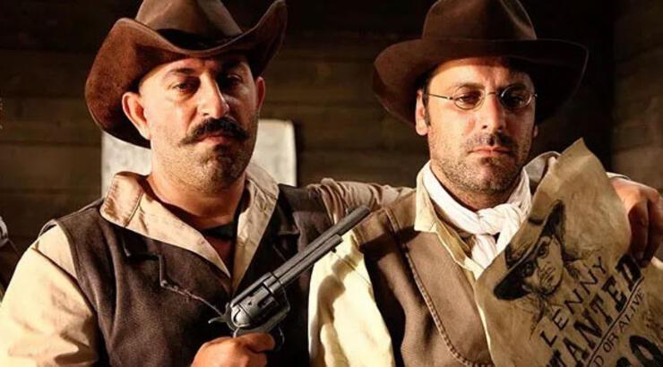 Yahşi Batı filminde hangi oyuncular var?