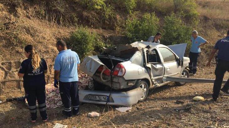 Korkunç kaza! 2 kişi öldü...