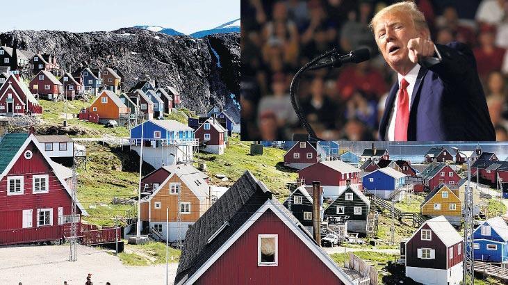'Grönland keşke bizim olsa!..'