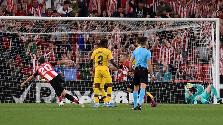 Veteran golcü oyuna girdi, 1 dakika sonra Barça'yı yıktı!