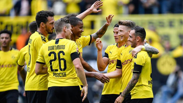 Borussia Dortmund'dan farklı başlangıç