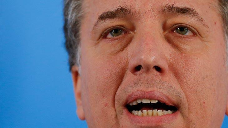 Arjantin'de ülkeyi sarsan istifa!