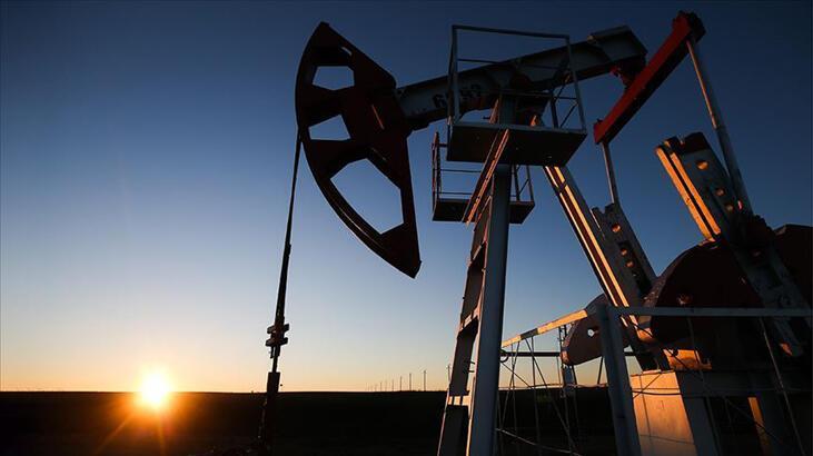 Petrolün varili 59,44 dolar