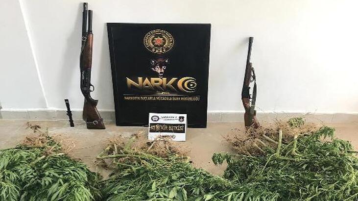 Çanakkale'de uyuşturucu operasyonuna 2 tutuklama