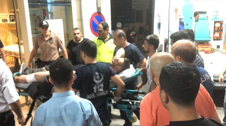Uyuşturucu tacirleri polise saldırdı! 1 polis yaralı, saldırgan öldürüldü