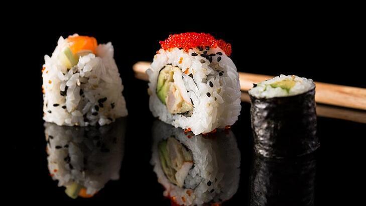 Summit Bar&Terrace'ta sushi deneyimi