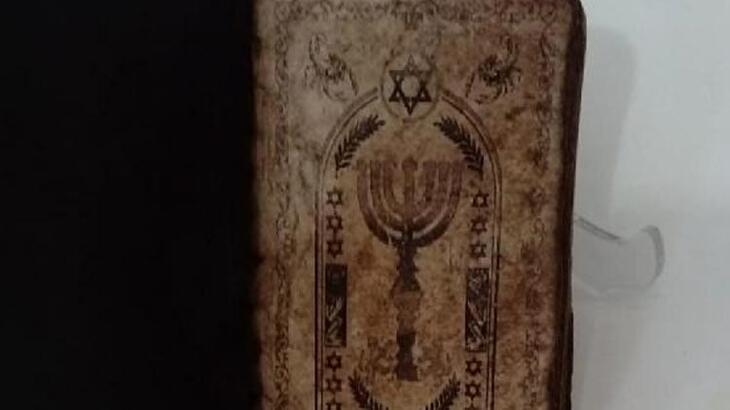 Malatya'da 5 milyon dolar değerinde İbranice kitap ele geçirildi