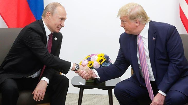 Trump Rusya'yı geri istiyor!