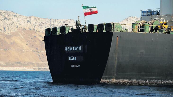 ABD'den Yunanistan'a tanker uyarısı