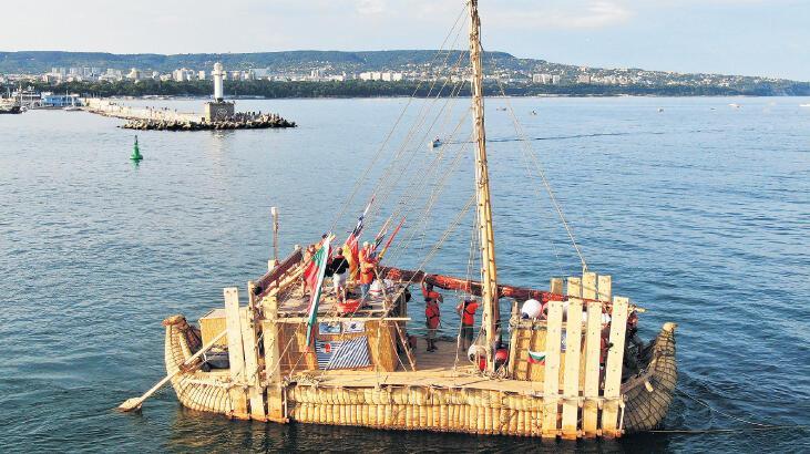 Eski Mısırlılar kullanıyordu! Şimdi İstanbul Boğazı'nda