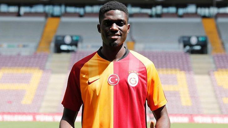 Galatasaray'dan Ozornwafor için KAP bildirimi!