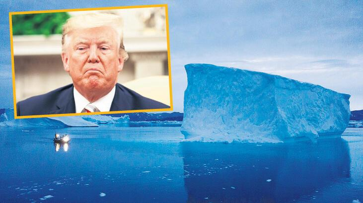 Grönland yoksa Trump da yok!