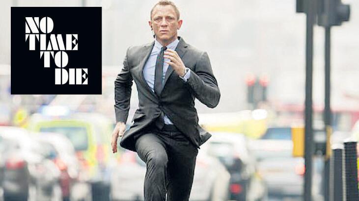25. James Bond'un adı: No Time to Die - Magazin Haberleri - Milliyet