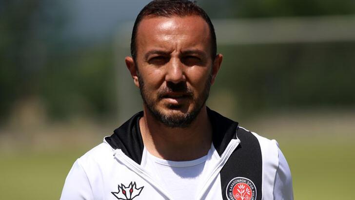 Cüneyt Dumlupınar: Hedefimiz Süper Lig'e çıkmak
