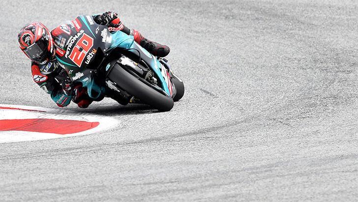 MotoGP'de sıradaki durak Büyük Britanya