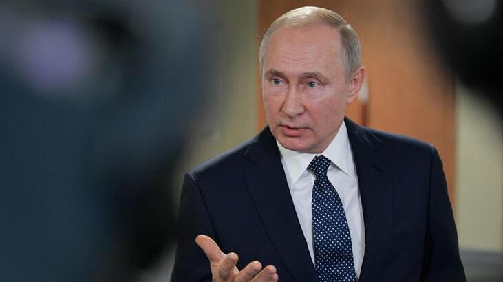 Ajanslar son dakika olarak duyurdu! Putin'den orduya talimat: Hazır olun