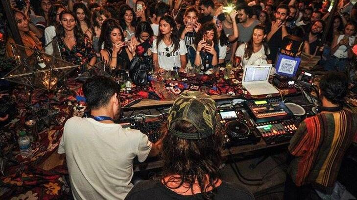 İstanbul Rooftop Festival 7 Eylül'de!