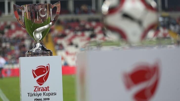Ziraat Türkiye Kupası'nda program açıklandı!