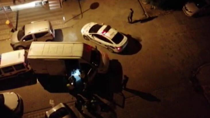 Son dakika: İstanbul'da hareketli dakikalar! Onlar kaçtı bekçiler kovaladı