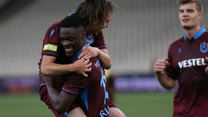 Trabzonspor ligde siftah peşinde
