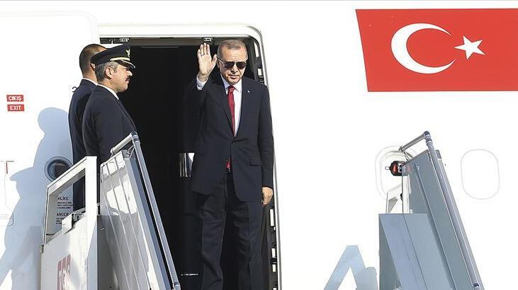 Cumhurbaşkanı Erdoğan, Rusya'da MAKS-2019 Tatbikatı'nı izleyecek