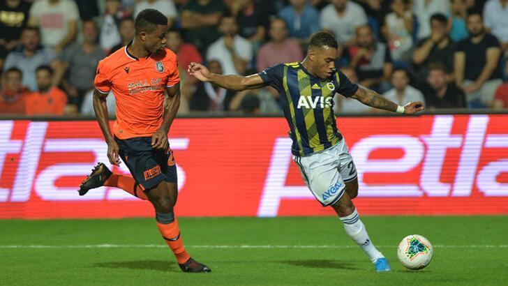 Başakşehir - Fenerbahçe: 1-2