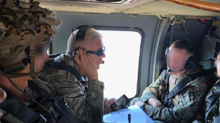 Pentagon'dan 'ilk ortak helikopter uçuşu' açıklaması