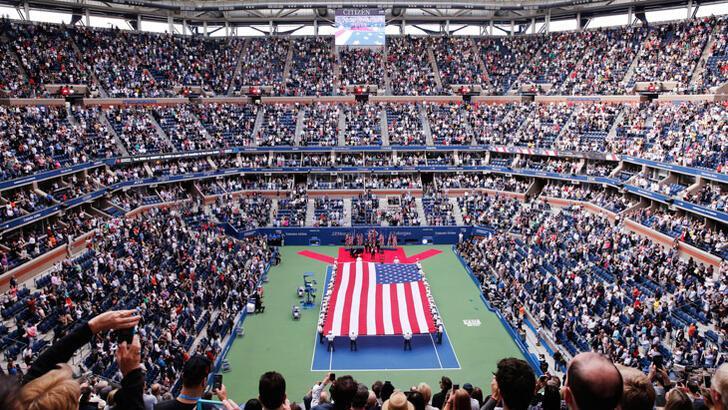 57 milyon dolar ödüllü ABD Açık Tenis Turnuvası başlıyor