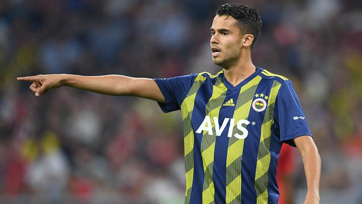 Fenerbahçe'de Diego Reyes'le yollar ayrıldı!
