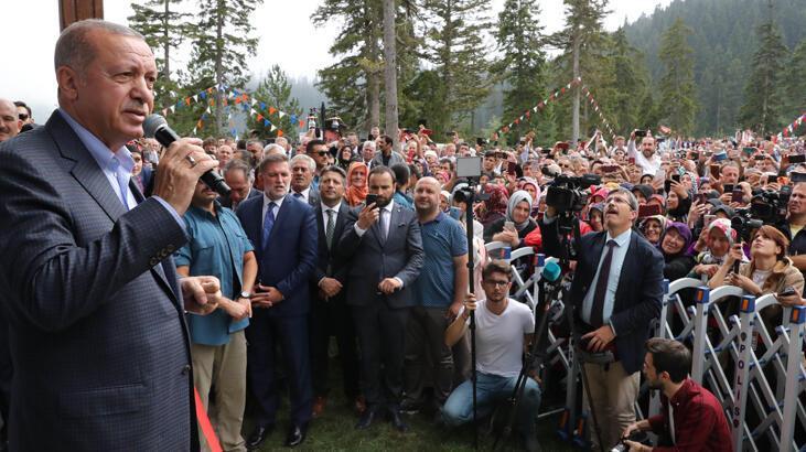 Hain saldırıyla ilgili Cumhurbaşkanı Erdoğan'dan ilk açıklama