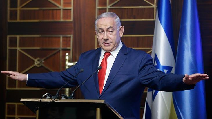 Netanyahu'dan Esed rejimine uyarı!