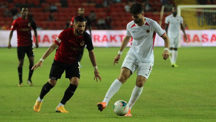 Gazişehir Gaziantep - Gençlerbirliği: 4-1