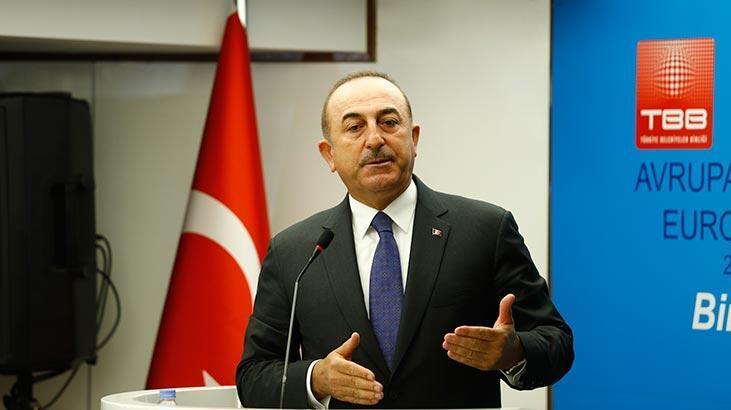 Bakan Çavuşoğlu'ndan sert açıklama: İsrail'de yine kirli bir oyun oynanıyor