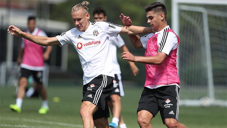 Beşiktaş'ta Çaykur Rizespor hazırlıkları sürüyor