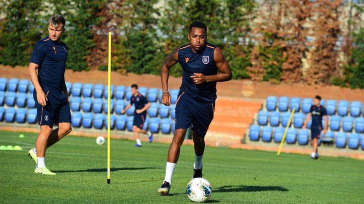 Medipol Başakşehir'de Gençlerbirliği maçı hazırlıkları