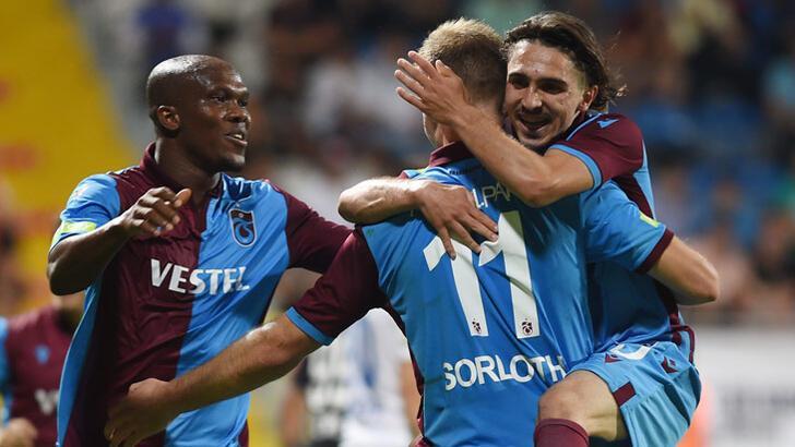 Trabzonspor Avrupa'da 129. maçına çıkıyor