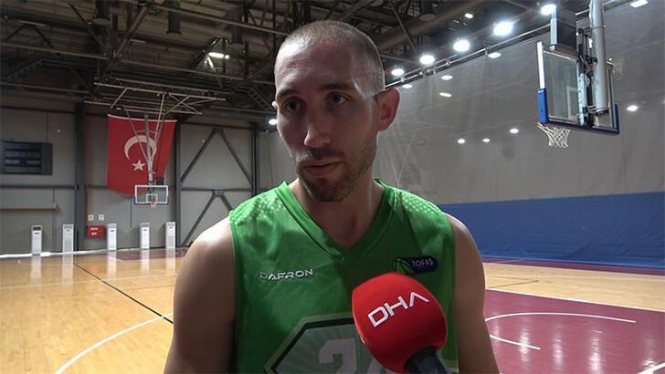 Matt Lojeski'den Türk basketboluna övgü