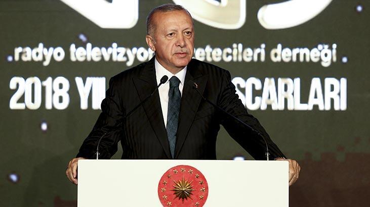 Cumhurbaşkanı Erdoğan: Türkiye'nin başarıları kasıtlı bir şekilde görülmüyor